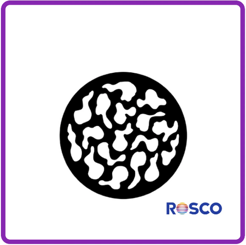 ROSCO STEEL GOBO 77721	 Breakup (Small)