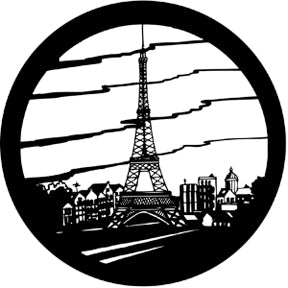 ROSCO STEEL GOBO 77820	Paris