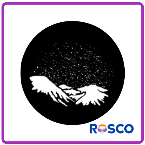 ROSCO STEEL GOBO 77854	Midnight Snow