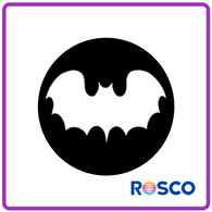 ROSCO STEEL GOBO 77947	Bat