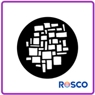 ROSCO STEEL GOBO 77952	Tiles