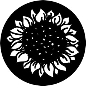 ROSCO STEEL GOBO 78177	Sunflower