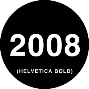 ROSCO STEEL GOBO 78261	Helvetica Dates
