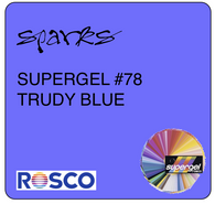 SUPERGEL #78 TRUDY BLUE