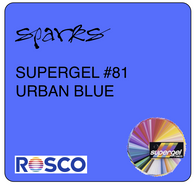 SUPERGEL #81 URBAN BLUE