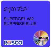 SUPERGEL #82 SURPRISE BLUE