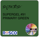 SUPERGEL #91 PRIMARY GREEN