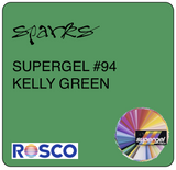 SUPERGEL #94 KELLY GREEN
