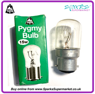 Bell lighting 02530 15w pygmy lamp