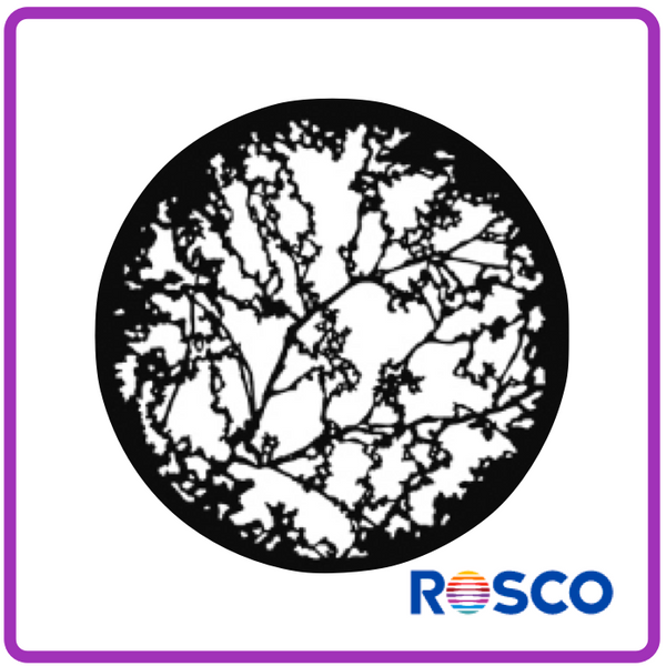 ROSCO GAM STEEL GOBO G520      Open Branches