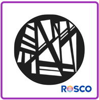 ROSCO GAM STEEL GOBO G697      Construction D