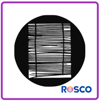 ROSCO GAM STEEL GOBO G767      Old Blinds