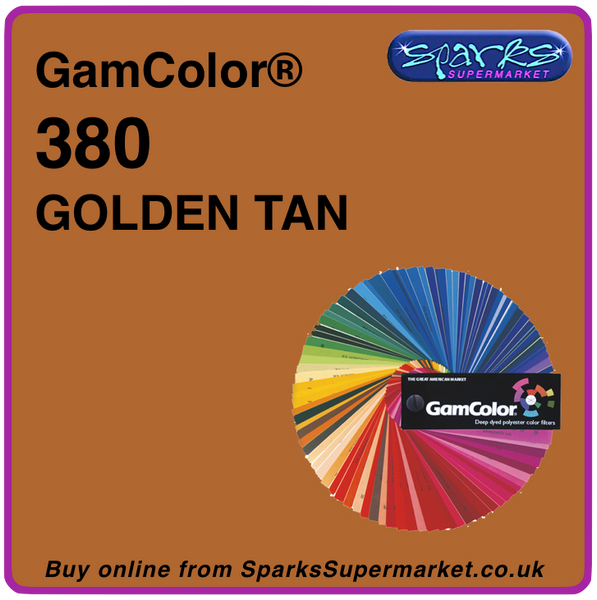Gam Color 380 Golden Tan