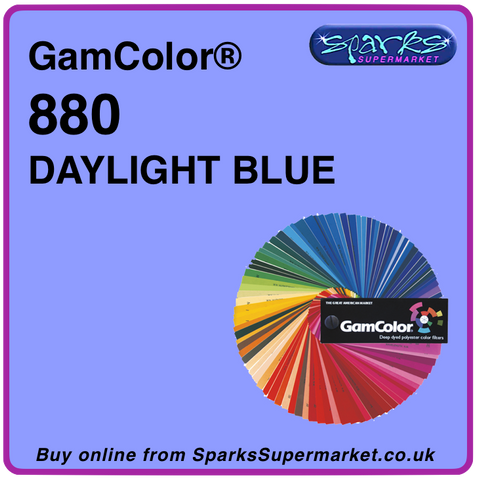Gam 880 Daylight Blue