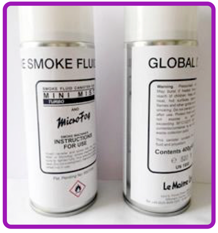 SMOKE CANISTER GLOBAL DELUXE LE MAITRE