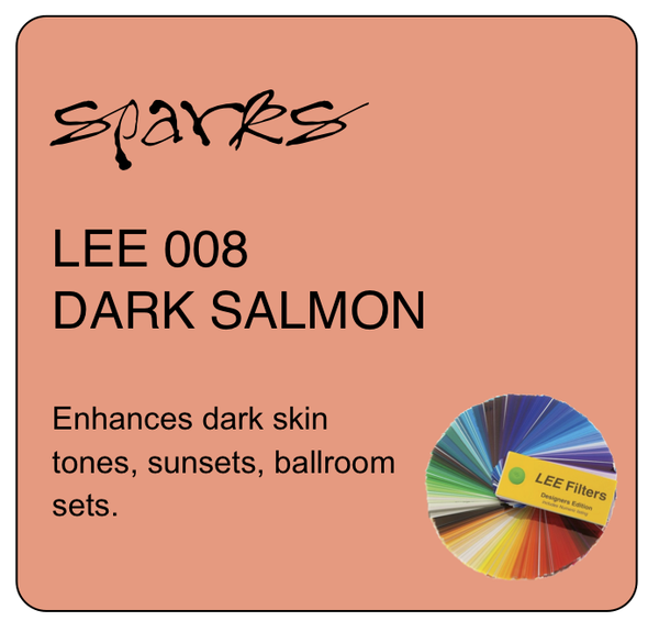 LEE 008 DARK SALMON
