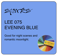 LEE 075 EVENING BLUE
