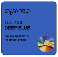 LEE 120 DEEP BLUE