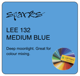 LEE 132 MEDIUM BLUE