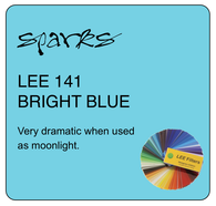 LEE 141 BRIGHT BLUE