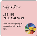 LEE 153 PALE SALMON