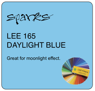 LEE 165 DAYLIGHT BLUE