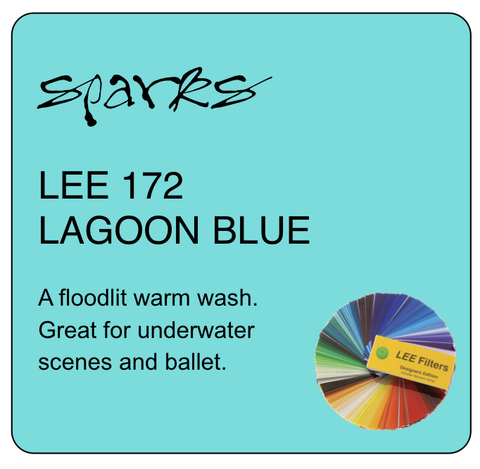 LEE 172 LAGOON BLUE
