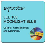 LEE 183 MOONLIGHT BLUE
