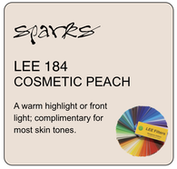 LEE 184 COSMETIC PEACH