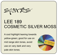 LEE 189 COSMETIC SILVER MOSS