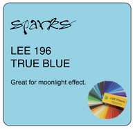 LEE 196 TRUE BLUE