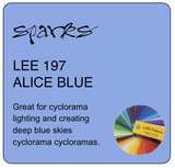 LEE 197 ALICE BLUE