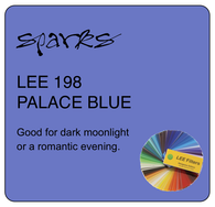 LEE 198 PALACE BLUE