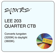 LEE 203 QUARTER CTB