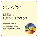 LEE 212 LCT YELLOW (Y1)