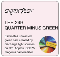LEE 249 QUARTER MINUS GREEN