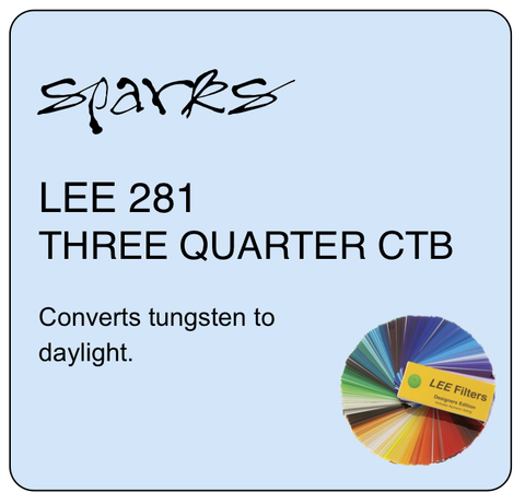 LEE 281 THREE QUARTER CTB