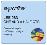 LEE 283 ONE AND A HALF CTB