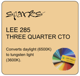 LEE 285 THREE QUARTER CTO