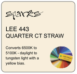 LEE 443 QUARTER C.T. STRAW