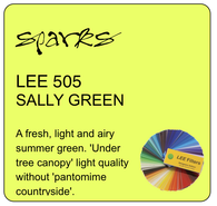 LEE 505 SALLY GREEN