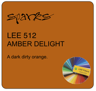 LEE 512 AMBER DELIGHT