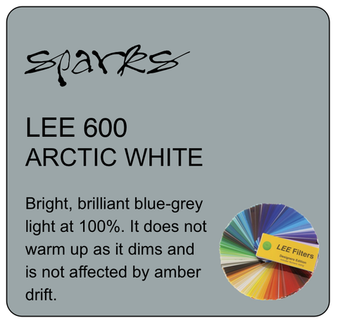 LEE 600 ARCTIC WHITE