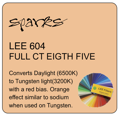 LEE 604 FULL C.T. EIGHTH FIVE