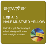 LEE 642 HALF MUSTARD YELLOW