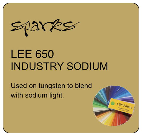 LEE 650 INDUSTRY SODIUM