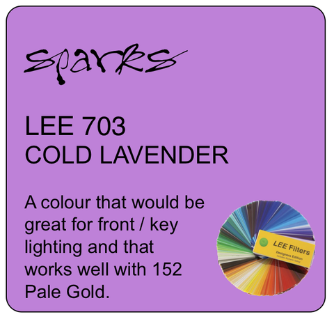 LEE 703 COLD LAVENDER
