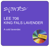 LEE 706 KING FALS LAVENDER