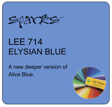 LEE 714 ELYSIAN BLUE