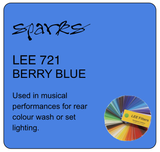 LEE 721 BERRY BLUE
